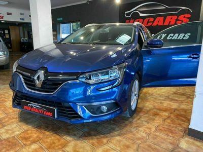 usado Renault Mégane 1.5 DCI Limited