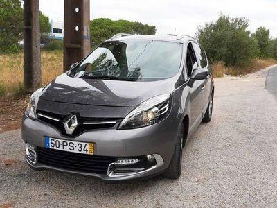usado Renault Grand Scénic III 1.6 DCI 7 ugares