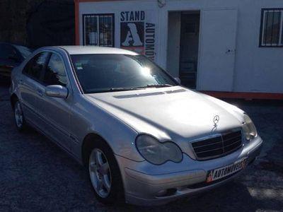 usado Mercedes C200 classic