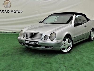 usado Mercedes CLK200 Sport Cabrio (GPL)