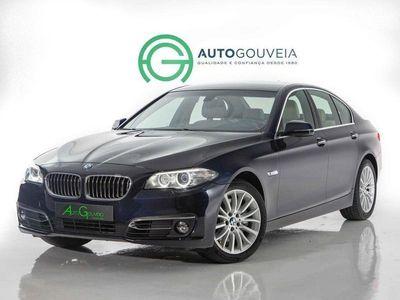 brugt BMW 535 d luxury Auto