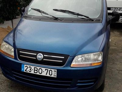 usado Fiat Multipla monovelume