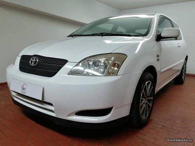 brugt Toyota Corolla 2.0 D4D Nacional