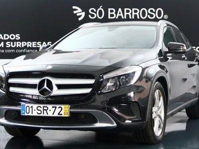 usado Mercedes GLA220 D Urban Auto