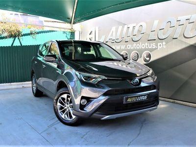 usado Toyota RAV4 2.5 Hybrid (197cv) (5p)