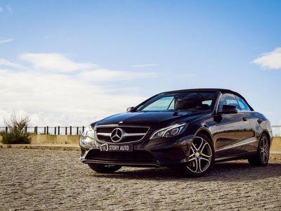 usado Mercedes E350 CDI cabrio