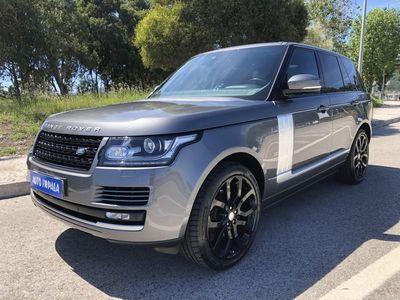usado Land Rover Range Rover vogue