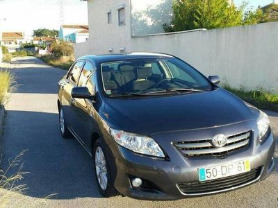 usado Toyota Corolla D4D Sol -