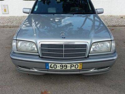 usado Mercedes C250 turbodiesel