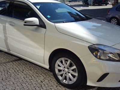 usado Mercedes A180 Classed Viatura de serviço