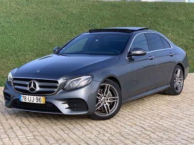 usado Mercedes E220 9G-Tronic AMG Te