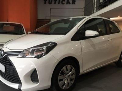 usado Toyota Yaris 1.4 D-4D 90cv