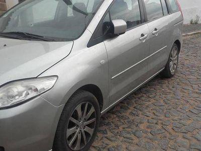 brugt Mazda 5 2.0