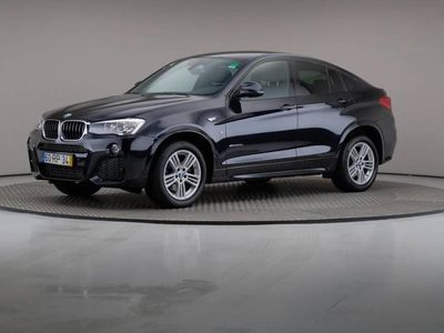 usado BMW X4 20 d xDrive Pack M Auto