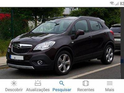 usado Opel Mokka Spor 1.7 cdti