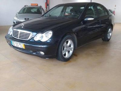 usado Mercedes C200 200K Classic
