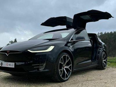 usado Tesla Model X Model X90D
