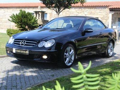 usado Mercedes CLK200 K Avantgarde Aut.
