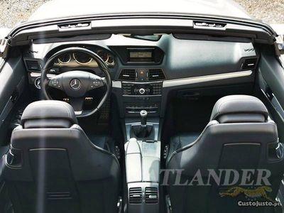usado Mercedes E250 E 250AMG 2.2 cdi
