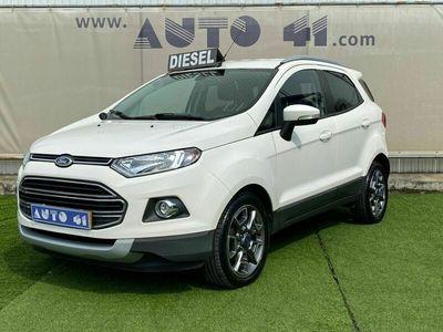 usado Ford Ecosport 1.5 Tdci Titanium