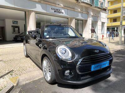 usado Mini Cooper D Cabriolet Cooper D
