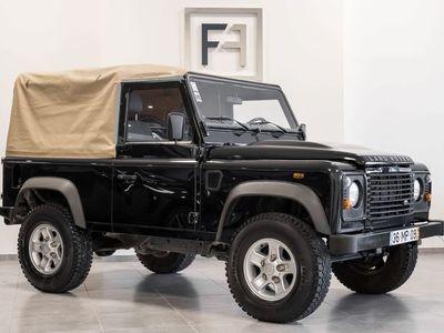 brugt Land Rover Defender 90 TD4 SOFT TOP