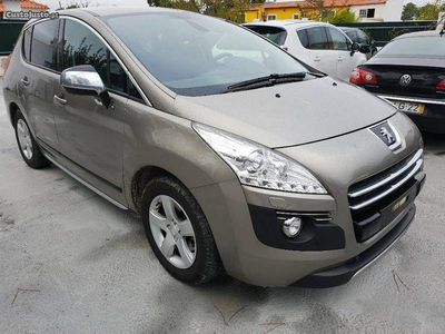 usado Peugeot 3008 2.0 HDI HIBRIDO