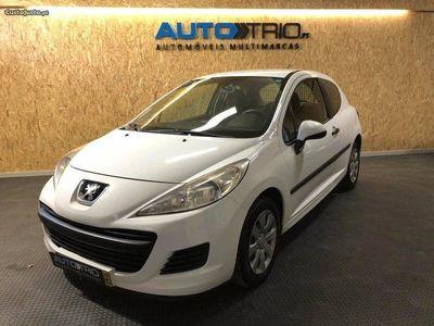 usado Peugeot 207 1.4 HDi Comercial