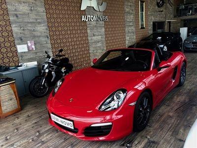 usado Porsche Boxster 2.7 PDK (265cv) (2p)
