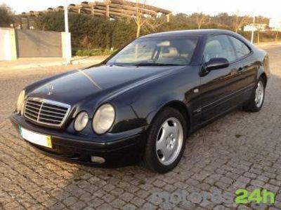 usado Mercedes CLK200 Sport 200 Kompressor