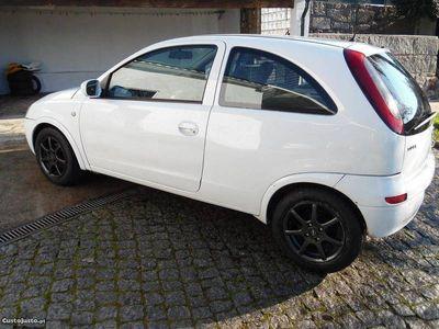 usado Opel Corsa 1.7 DI TROCO -