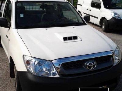 usado Toyota HiLux D4D