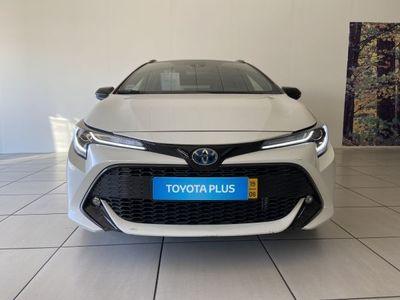 usado Toyota Corolla TS 1.8 Hybrid SQUARE Collection