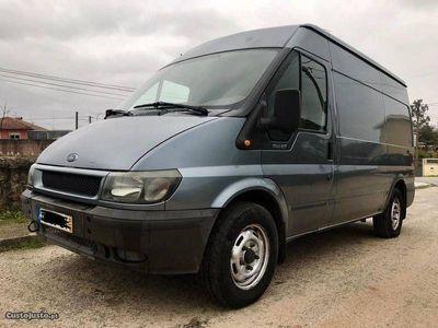 usado Ford Transit 2.4 tdci