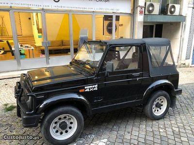 usado Suzuki Samurai 1,3