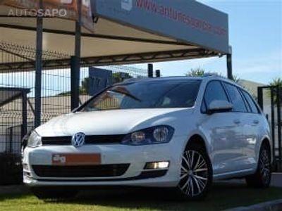 usado VW Golf V. ALLSTAR NAV Branco pérola