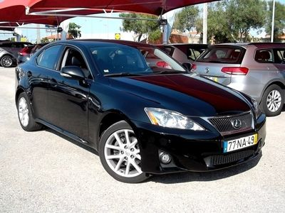 usado Lexus IS200