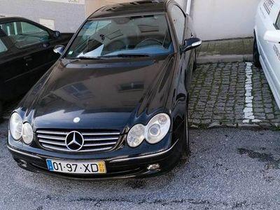 usado Mercedes CLK270 advangard