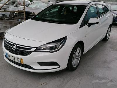 usado Opel Astra Sports Tourer 1.6 CDTI 110cv S Tourer Edition