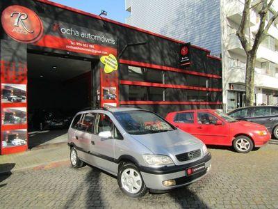 usado Opel Zafira 1.6 Elegance 7lug