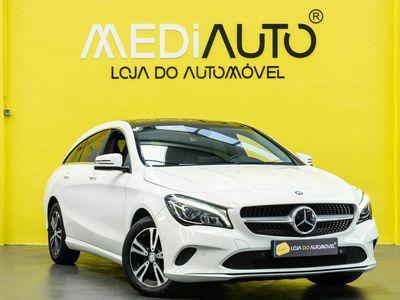 usado Mercedes CLA220 D Avantgarde