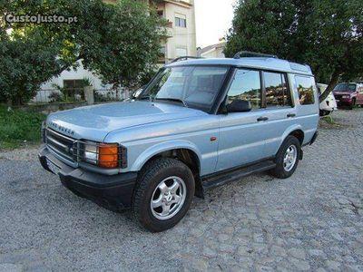 usado Land Rover Discovery TD5 7 LUG