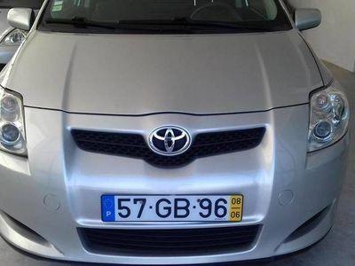 gebraucht Toyota Auris 1.4 D4D