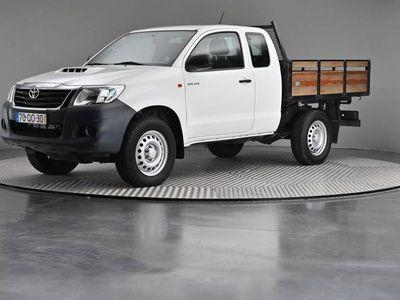 usado Toyota HiLux (KU) 2.5 D-4D 4WD CE