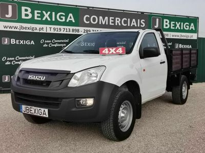 usado Isuzu Pick up 2.5 DTi-163cv-4X4