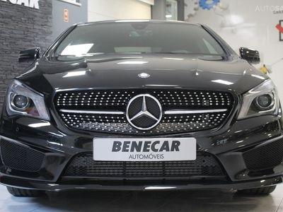 usado Mercedes CLA180 Classe CLACDi AMG GPS / Pack Night