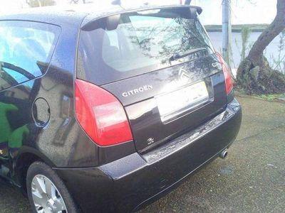 usado Citroën C2 Desportivo Impecável -