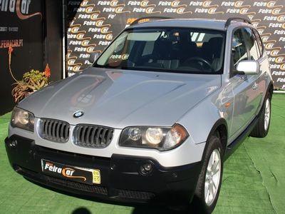 usado BMW X3 3.0d Auto Nacional