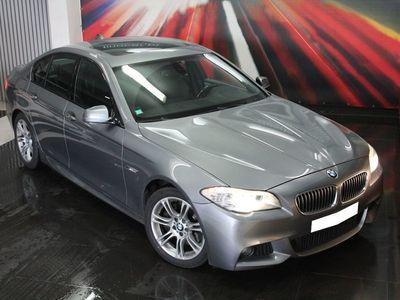 usado BMW 535 D Auto Pack M | GPS | TETO