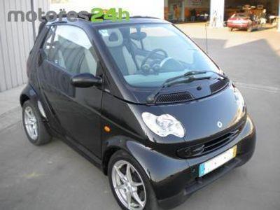 usado Smart ForTwo Cabrio Pure 61cv